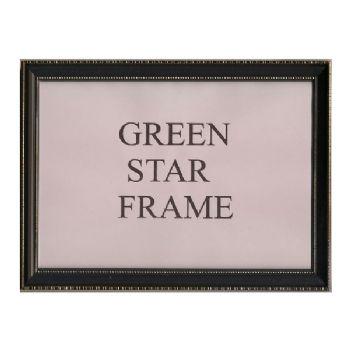 Green Star Certificate Frame